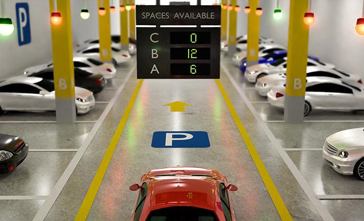 smart car park