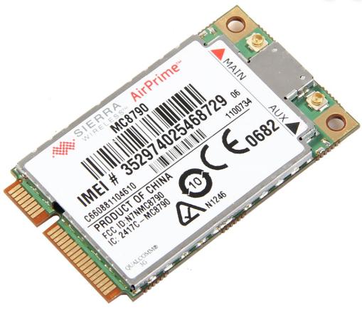 Sierra Wireless 3G Module
